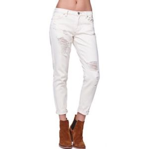 Express Stella Skinny Low Rise Ankle Jeans